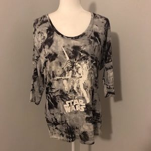 (3 for $20) Star Wars Rock & Republic Graphic Tee